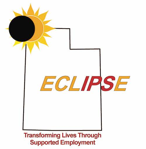 ECLIPSE Logo (Transforming Lives Through Supported Employment)