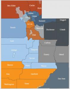 DSAMH Location Map